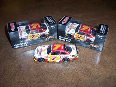 Anderson's Maple Syrup JRM #7 2015 Regan Smith 1/64 scale diecast.